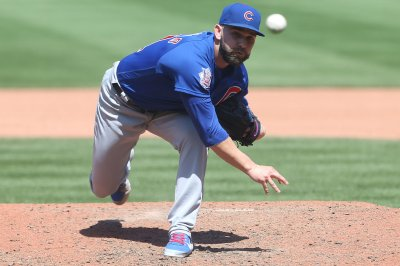 Surging Cubs look to keep rolling vs. Brewers