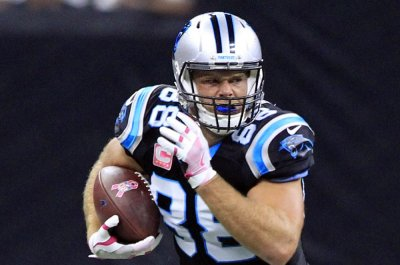 Panthers list Olsen as questionable