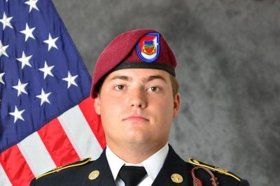 U.S. paratrooper dies in vehicle rollover in Syria