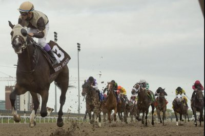 Prep races for the Arc, Breeders' Cup dominate weekend horse racing
