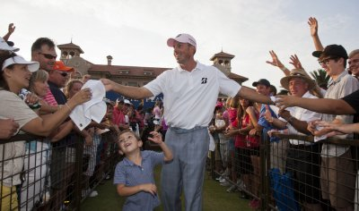 Kuchar enters golf Top 10
