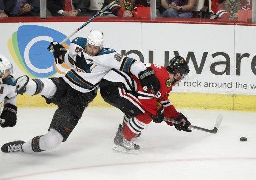 Clowe is NHL's top star of the week