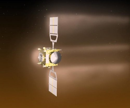 ESA's Venus Express out of gas, will soon burn up in atmosphere