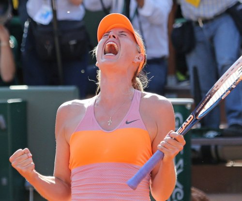 Maria Sharapova ready for Fed Cup quarterfinal against Poland
