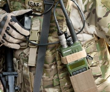 Rockwell Collins providing secure GPS receivers for Harris tactical radios
