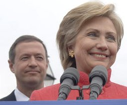 Ex-Clinton backer O'Malley ready to battle Hillary for 2016 White House bid