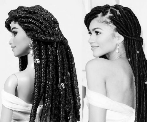 Zendaya honored with limited edition Barbie doll