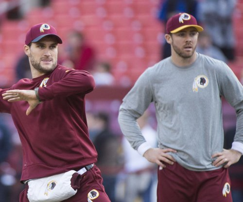 Colt McCoy: Washington Redskins agree with QB on 3-year deal