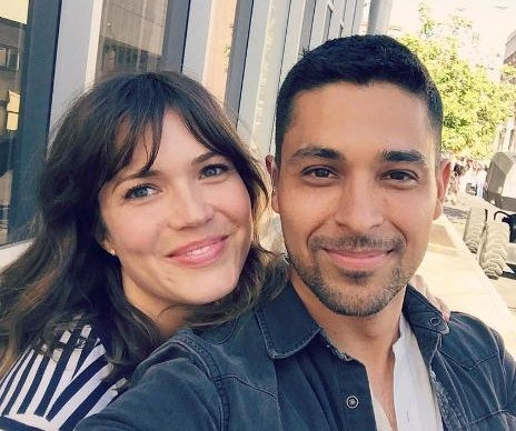 Mandy Moore, Wilmer Valderrama reunite in Los Angeles