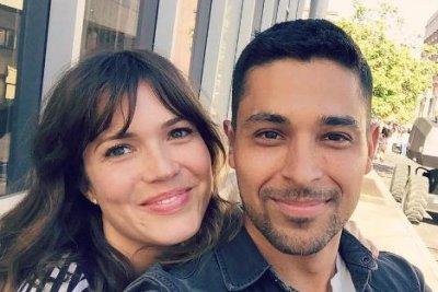 Mandy Moore, Wilmer Valderrama reunite in Los Angeles