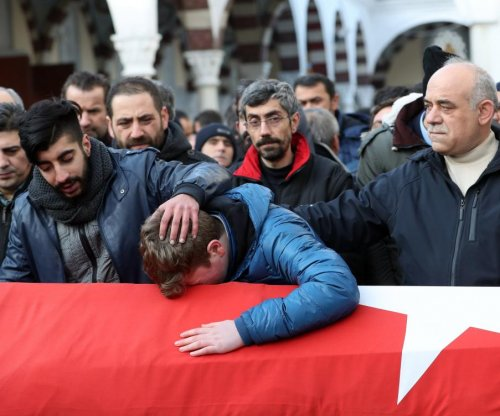 Islamic State claims responsibility for Istanbul club attack
