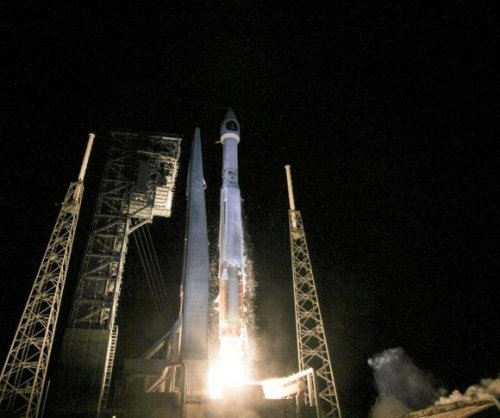 New missile warning satellite responding to commands
