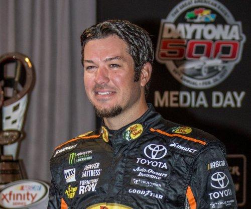 Martin Truex wins Kobalt 400 NASCAR race