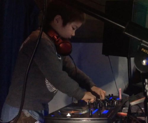 Japanese 6-year-old becomes world's youngest club DJ