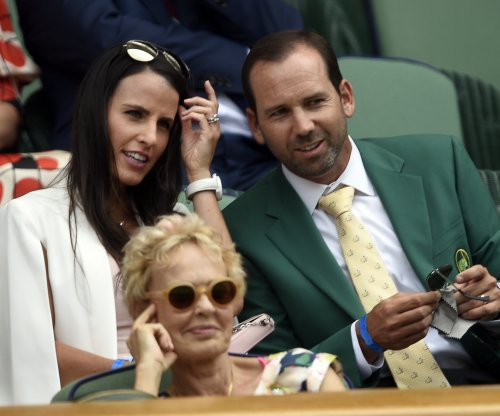 2017 Wimbledon: Sergio Garcia brings Masters green jacket to watch Rafael Nadal