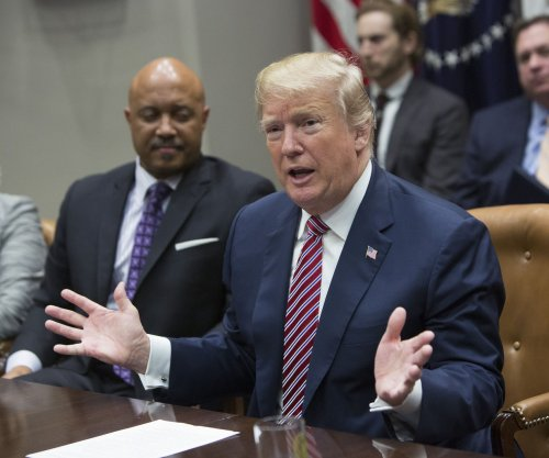 """Trump: """"We want to get something done"""" to protect students"""