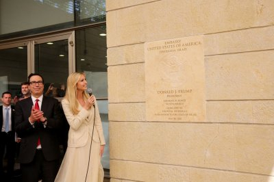 U.S. to merge embassy, consulate in Jerusalem