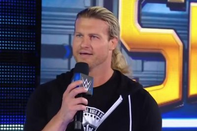 WWE Smackdown: Kofi Kingston assaulted by Dolph Ziggler