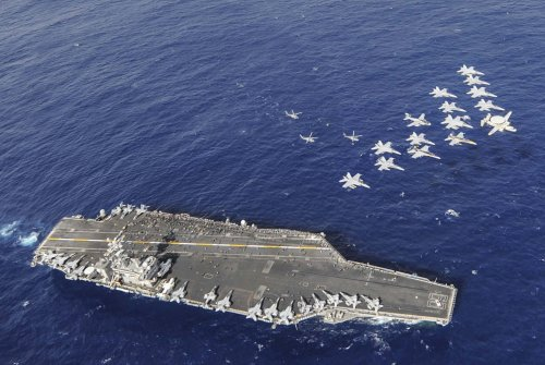 2 sailors assigned to USS Nimitz test positive for COVID-19