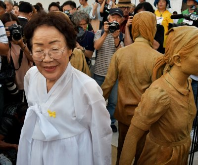 Ex-comfort woman decries 'betrayal' in South Korea activist scandal