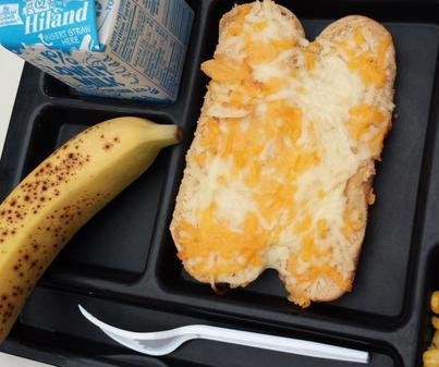 Food fight! Kids post bad lunches at #ThanksMichelleObama