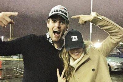 Gisele Bundchen 'so proud' of Tom Brady after Patriots win