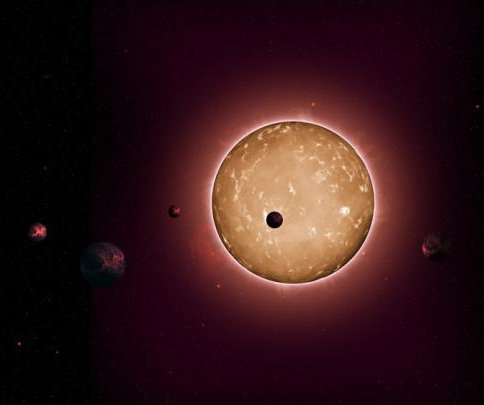 Kepler mission finds star with five Earth-sized planets