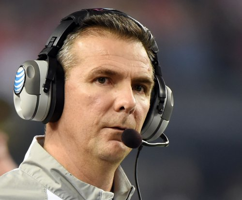 Ohio State coach Meyer reminds players where to park