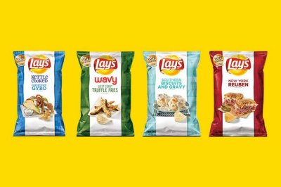Lay's debuts four finalists for 'Do Us a Flavor' competition