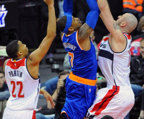 Carmelo Anthony guides New York Knicks past Washington Wizards