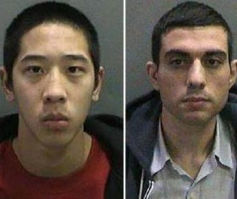 Remaining fugitives Nayeri, Tieu in-custody after weeklong search