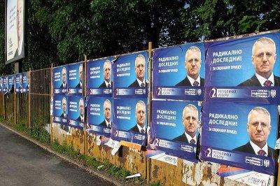 War crimes tribunal clears Serbian leader Seselj of genocide charges