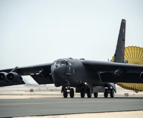 U.S. Air Force deploys B-52s to join Islamic State bombings in Qatar