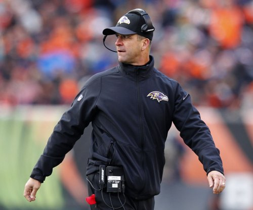 Baltimore Ravens' John Harbaugh excited to see WR Breshad Perriman on field