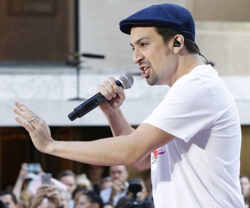 Lin-Manuel Miranda to host 'Saturday Night Live' on Oct. 8