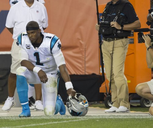 Carolina Panthers QB Cam Newton still in concussion protocol