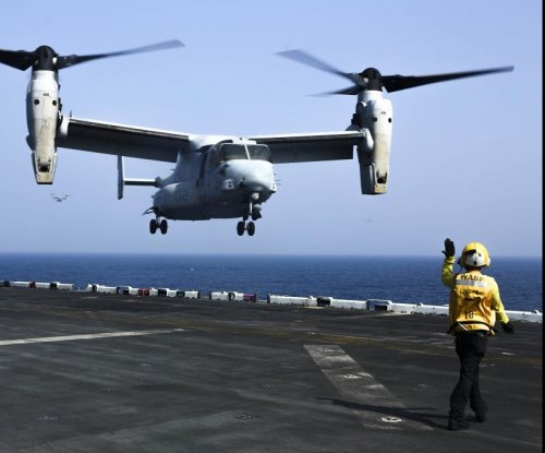Bell-Boeing contracted for V-22 Osprey repair services