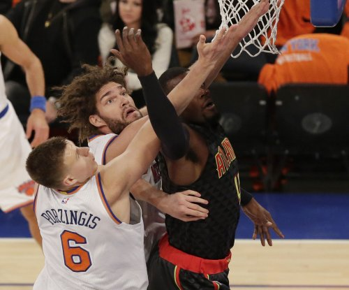 Paul Millsap, Atlanta Hawks outlast New York Knicks in four overtimes