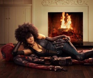 Ryan Reynolds shares first look at Zazie Beetz as Domino in 'Deadpool 2'