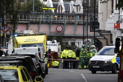 Two more arrested in London subway bombing