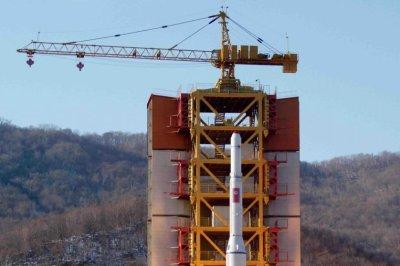 Report: More demolition seen at North Korea rocket launching station