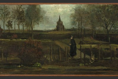 Dutch police surveillance video of van Gogh painting theft yields tips