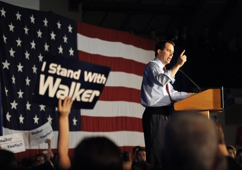Walker: Time for state to move forward