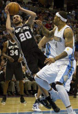 Spurs' Ginobili injured, to miss 6-8 weeks