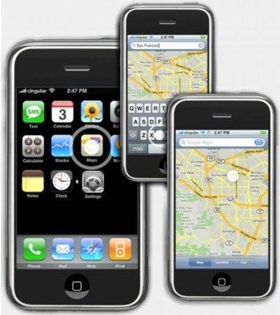 Google Maps driving Apple iOS upgrades