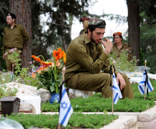 Israeli Remembrance Day observed on May 4