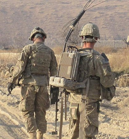 Low-rate production set for new counter-IED system