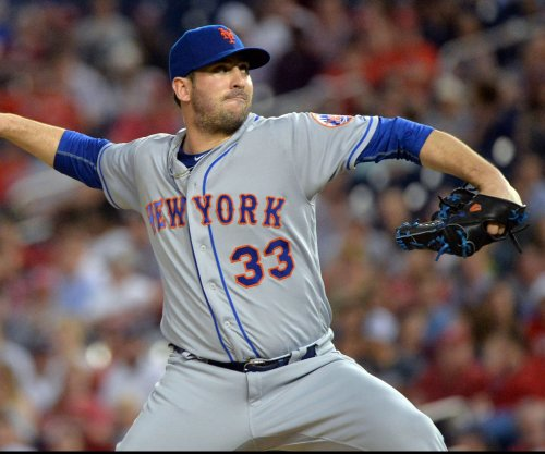 Matt Harvey gives up just two hits, New York Mets blank Chicago White Sox