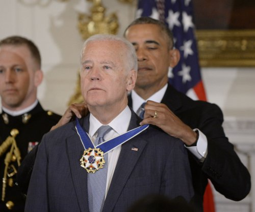 Surprise! Obama gives Medal of Freedom to VP Biden