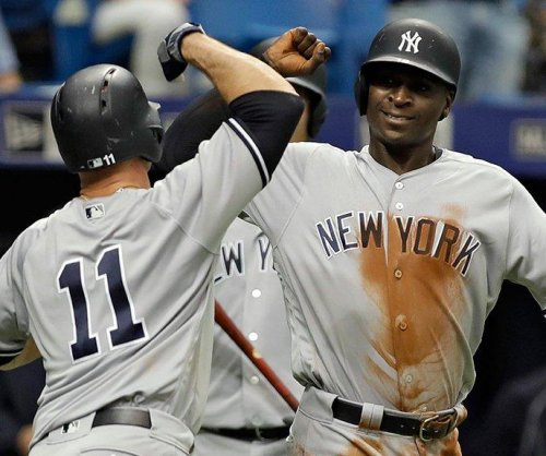 Brett Gardner's homer, Aaron Judge's defense helps New York Yankees avoid sweep